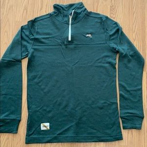 Tracksmith Downeaster pullover (men's)